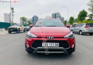 Bán ô tô Hyundai i20 đời 2017, màu đỏ, nhập khẩu, 485 triệu giá 485 triệu tại Hà Nội