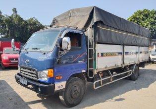Cần bán xe tải HD120SL cũ đời 2017 tải 8t thùng dài 6m3 giá tốt có hỗ trợ góp giá 800 triệu tại Tp.HCM
