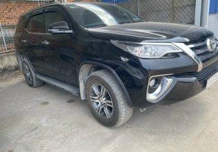 Bán xe Fortuner AT dầu, màu đen 2019, như mới giá 960 triệu tại Tp.HCM