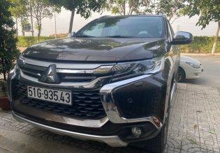 Bán xe Pajero Sport 3.0 AT xăng, 2 cầu, màu nâu, đời 2017 giá 795 triệu tại Tp.HCM