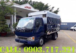Công ty bán xe tải Jac 3T5 trường lái đào tạo bằng B - Bằng C  giá 370 triệu tại Tp.HCM