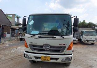Cần bán xe tải Hino FC cũ đời 2017 đăng ký 2019/TPHCM giá 850 triệu tại Tp.HCM