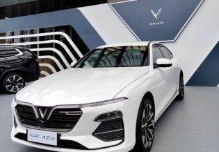 Cần bán VinFast LUX A2.0 đời 2020, màu trắng, giá chỉ 881 triệu giá 881 triệu tại Hà Nội