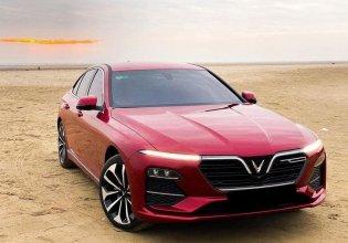 Cần bán xe VinFast LUX A2.0 đời 2021, màu đỏ giá 881 triệu tại Hà Nội