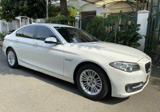 Bán xe BMW 520i màu trắng, sx 2016 như mới giá 1 tỷ 300 tr tại Tp.HCM