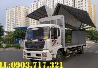 Xe tải DongFeng B180 Hoàng Huy thùng kín cánh dơi giá hỗ trợ giá 1 tỷ 81 tr tại Đồng Nai