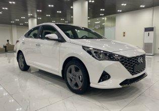 Cần bán xe Hyundai Accent đời 2021, màu trắng giá 495 triệu tại Hà Nội