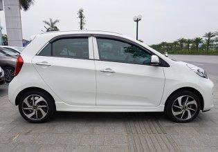 Cần bán Kia Morning Luxury 1.25AT năm 2019, màu trắng giá 385 triệu tại Hà Nội
