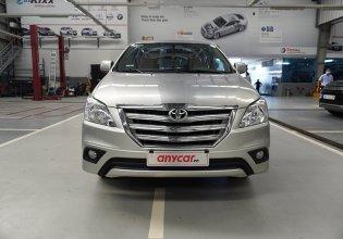 Bán Toyota Innova G 2.0AT đời 2014, màu bạc, giá tốt giá 478 triệu tại Hà Nội