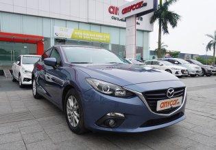 Cần bán Mazda 3 đời 2016, màu xanh giá cạnh tranh giá 519 triệu tại Hà Nội