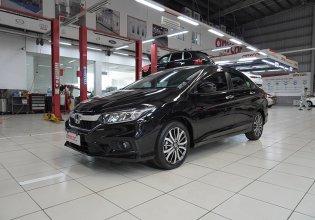 Bán ô tô Honda City 2018, màu đen giá cạnh tranh giá 539 triệu tại Hà Nội