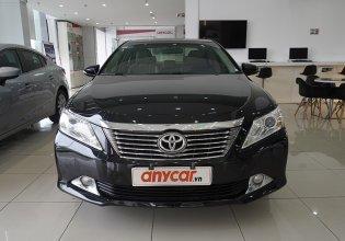 Cần bán Toyota Camry đời 2013, màu đen giá 677 triệu tại Hà Nội