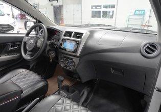 Cần bán Toyota Wigo đời 2019, màu bạc giá 359 triệu tại Hà Nội