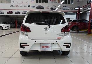 Bán xe Toyota Wigo 1.2MT 2019, màu trắng, nhập khẩu chính hãng giá 310 triệu tại Hà Nội