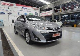 Bán xe Toyota Vios năm 2018, màu bạc giá 475 triệu tại Hà Nội
