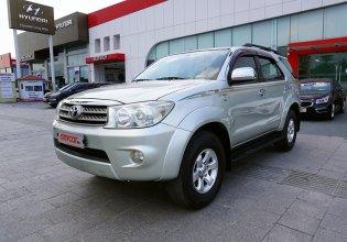 Bán ô tô Toyota Fortuner đời 2010, màu bạc, nhập khẩu Thái Lan, chính chủ giá 428 triệu tại Hà Nội