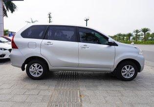 Bán Toyota Avanza đời 2019, màu bạc, nhập khẩu nguyên chiếc giá 438 triệu tại Hà Nội