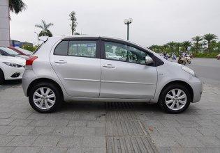 Bán xe Toyota Yaris 1.5AT đời 2012, màu bạc, nhập khẩu giá 358 triệu tại Hà Nội