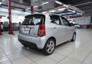 Cần bán gấp Kia Morning đời 2009, màu bạc, nhập khẩu chính hãng giá 199 triệu tại Hà Nội