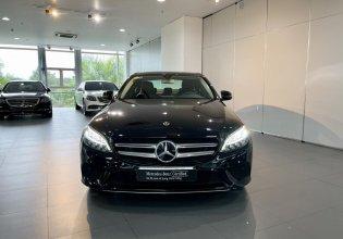 Cần bán gấp Mercedes C180 đời 2020, màu đen giá 1 tỷ 350 tr tại Tp.HCM
