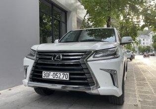 Bán Lexus LX LX570 đời 2016, màu trắng, xe nhập Trung Đông giá 6 tỷ 399 tr tại Quảng Ninh