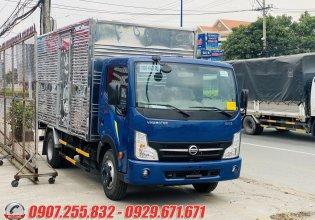 Xe tải 3.5 tấn thùng kín 4.3 mét - Xe tải Nissan 3.5 tấn thùng kín 4m3 - bán trả góp trả trước 120 triệu giao xe ngay giá 335 triệu tại Bình Dương