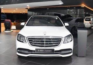 Bán Mercedes S450 Luxury đời 2021, màu trắng, nhập khẩu chính hãng giá 4 tỷ 969 tr tại Nghệ An