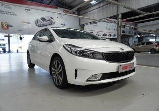 Cần bán xe Kia Cerato MT đời 2018, màu trắng giá 478 triệu tại Hà Nội