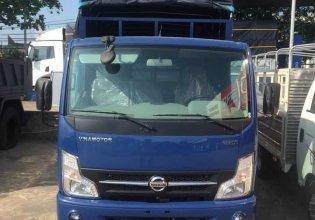 Bán xe tải Nissan 1T9 mới | Xe Nisan 1T9 thùng mui bạt 4m3 giá tốt, giao xe ngay giá 450 triệu tại Bình Dương