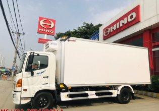 Bán xe Hino thùng lạnh 6 tấn, đời mới nhất 2021, giá cực rẻ giá 1 tỷ 140 tr tại Tp.HCM
