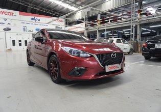 Bán xe Mazda 3 đời 2016, màu đỏ giá 500 triệu tại Hà Nội