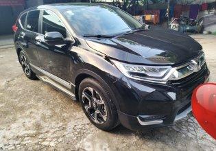 Cần bán Honda CR V 2018, màu đen, nhập khẩu Thái Lan giá 925 triệu tại Tp.HCM