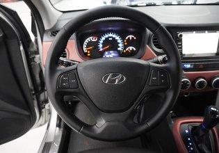 Cần bán xe Hyundai i10 năm 2018, màu bạc giá 355 triệu tại Hà Nội