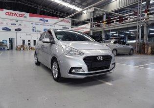 Xe Hyundai Grand i10 đời 2018, màu bạc, chính chủ giá 355 triệu tại Hà Nội