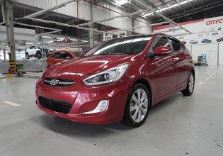 Cần bán Hyundai Accent đời 2015, màu đỏ, xe nhập giá 415 triệu tại Hà Nội