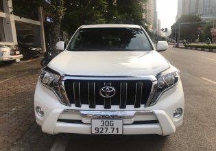 Cần bán xe Toyota Prado đời 2016, màu trắng, nhập khẩu giá Giá thỏa thuận tại Hà Nội