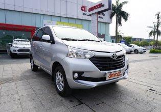 Cần bán Toyota Avanza E đời 2019, màu bạc, nhập khẩu giá 438 triệu tại Hà Nội