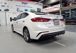 Bán ô tô Hyundai Elantra 2019, màu trắng giá 639 triệu tại Hà Nội