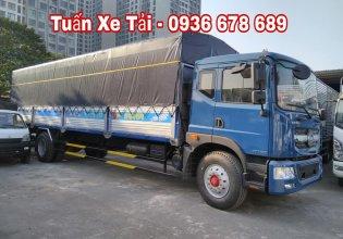 Xe tải Veam VPT880 thùng mui bạt 9m5 giá 750 triệu tại Hà Nội