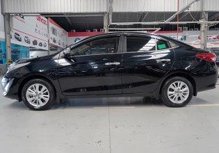 Cần bán xe Toyota Vios đời 2019, màu đen giá 505 triệu tại Hà Nội