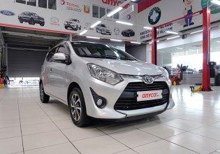 Cần bán Toyota Wigo AT đời 2019, màu bạc, xe nhập giá 339 triệu tại Hà Nội