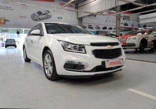 Cần bán xe Chevrolet Cruze LTZ 2017, màu trắng, chính chủ, 398 triệu giá 398 triệu tại Hà Nội