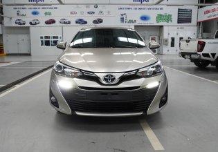 Bán Toyota Vios đời 2018, màu vàng giá cạnh tranh giá 508 triệu tại Hà Nội