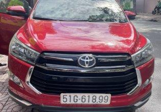 Cần bán Toyota Innova đời 2018, màu đỏ, như mới giá 670 triệu tại Tp.HCM
