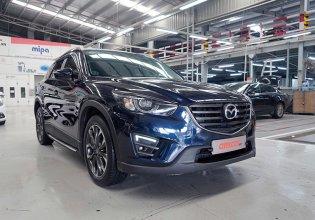 Bán Mazda CX 5 2.5 sản xuất 2017, màu xanh lam, xe gia đình giá cạnh tranh giá 689 triệu tại Hà Nội