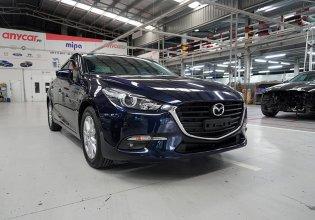 Bán xe Mazda 3 Facelift đời 2019, màu xanh lam giá 618 triệu tại Hà Nội