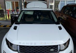 Bán xe LandRover Evoque đời 2018, màu trắng, nhập khẩu nguyên chiếc, như mới giá 2 tỷ 100 tr tại Tp.HCM
