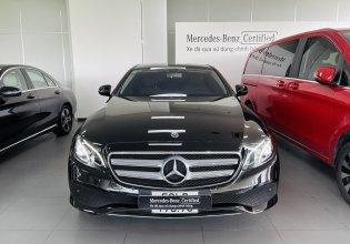 Cần bán gấp Mercedes E180 đời 2020, màu đen, mới 100% giá 1 tỷ 930 tr tại Tp.HCM