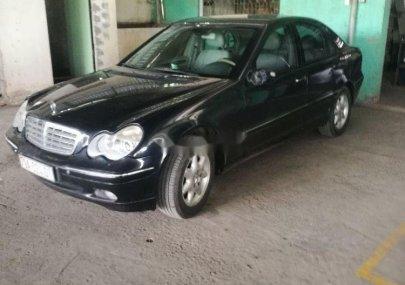 Bán Mercedes C200 năm sản xuất 2002, số sàn, phun xăng điện tử